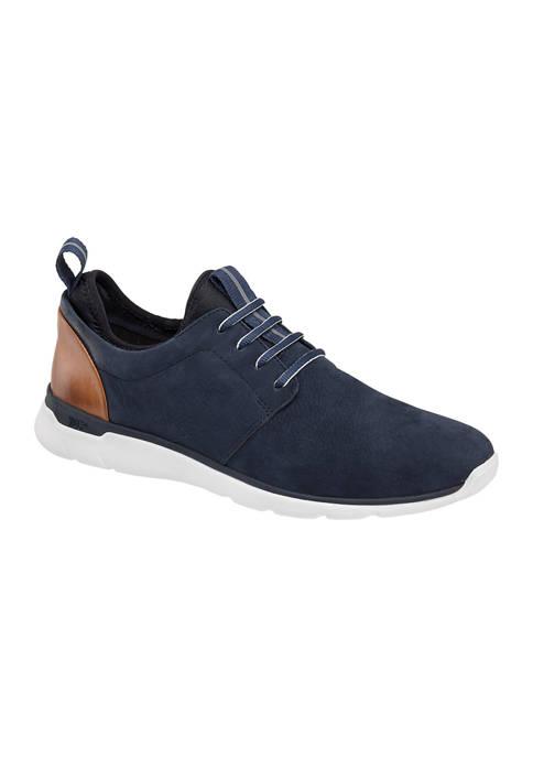 Johnston & Murphy Prentiss Plain Toe Sneakers
