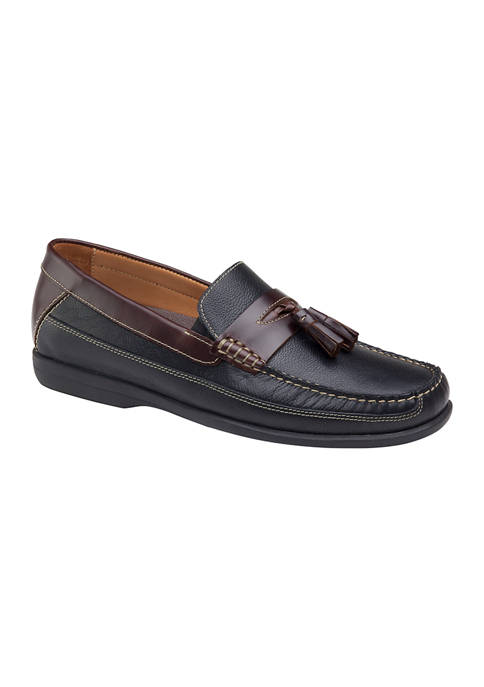 Johnston & Murphy Locklin Tassel Loafers