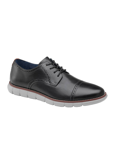 Johnston & Murphy Milson Cap Toe Sneakers