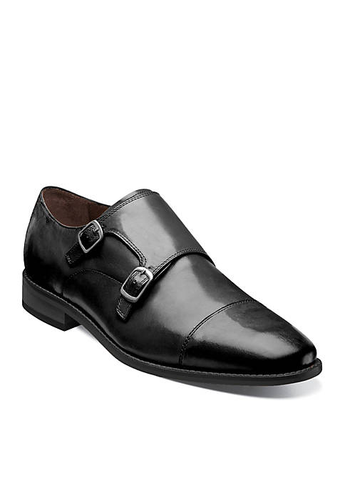 Florsheim Montinaro Double Monk Strap Dress Shoes
