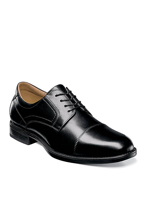 Midtown Cap Toe Lace Up Oxford