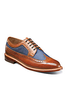 Heritage Wingtip Oxford Shoes