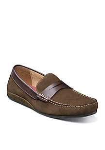 Oval Penny Loafers