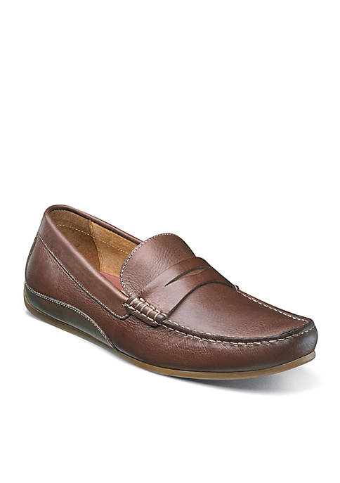 Oval Penny Loafers - Extended Widths