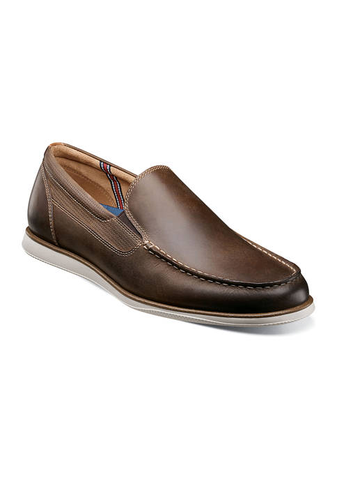 Florsheim Atlantic Venetian Moc Toe Slip On Shoes