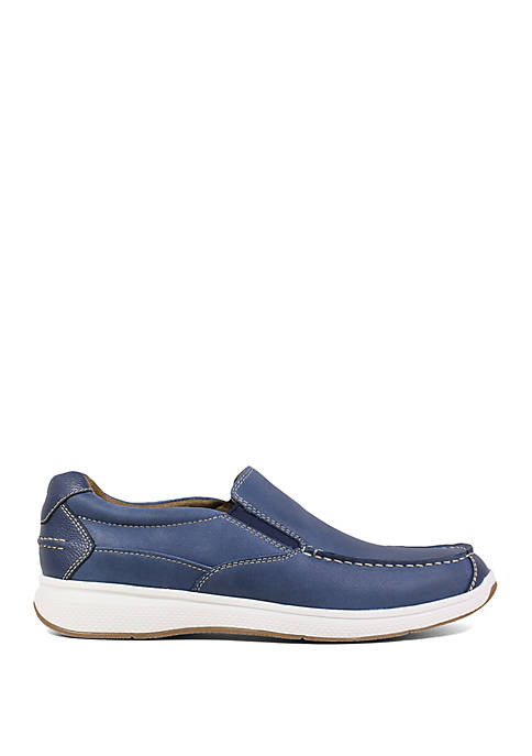 Florsheim Great Lakes Moccasin Toe Slip On Shoes