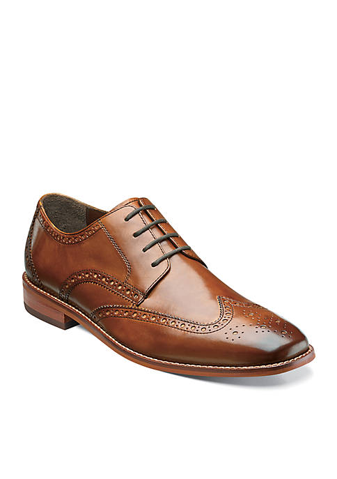Castellano Wing Oxford-Available In Wide