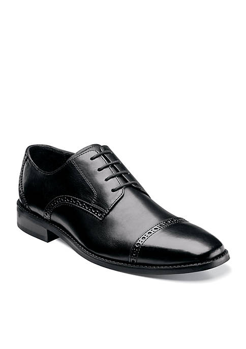 Castellano Cap Lace-up Oxford-Available In Wide