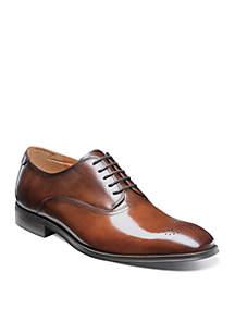 Belfast Perforated Toe Dress Shoe