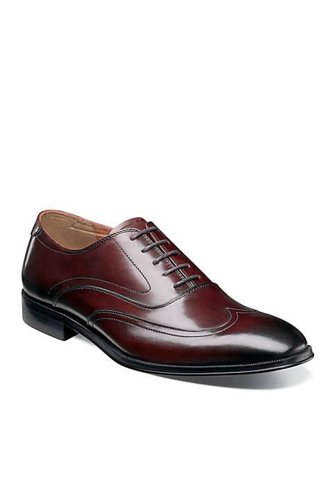 Belfast Wing Tip Dress Shoe