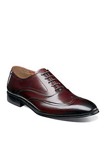 Belfast Wing Tip Dress Shoe