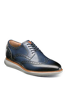 Fuel Wing Oxford Shoe