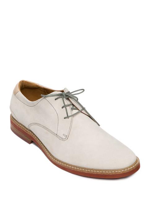 Highland Plain Toe Oxford Shoes