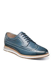 Flux Wingtip Oxford Shoes