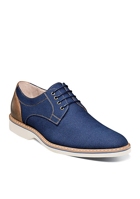 Florsheim Union Plain Toe Oxford Shoes