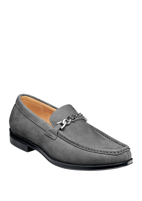 Norwood Moc Toe Bit Slip On Shoes