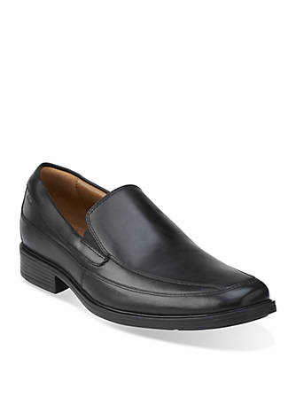 Clarks Shoes  Clarks Tilden Free Mens Casual Shoes Black