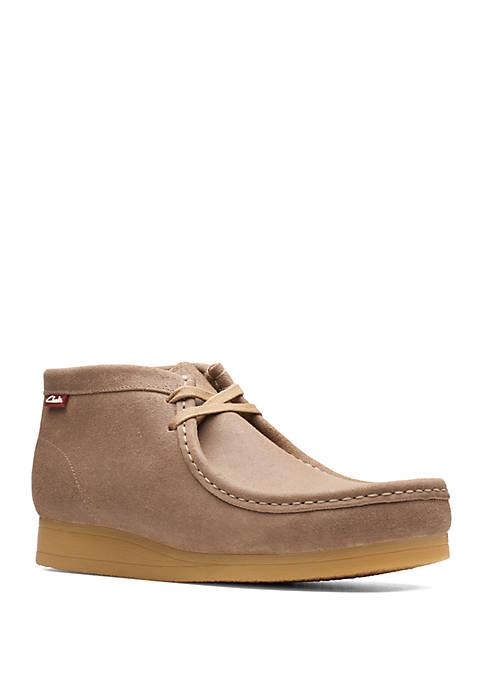 Clarks Stinson Wallabee Boot
