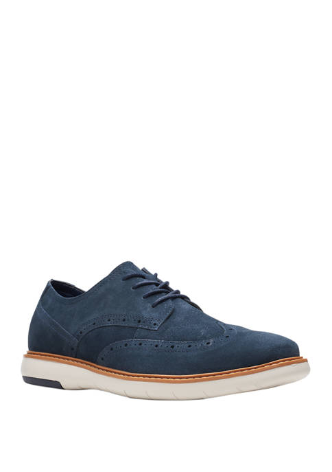 Clarks Draper Wing Oxford Sneakers