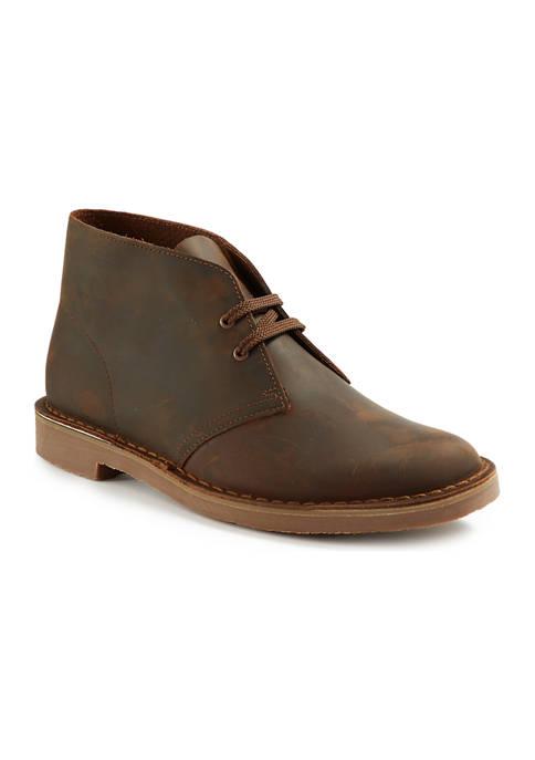 Clarks Busharce 3 Chukka Boots