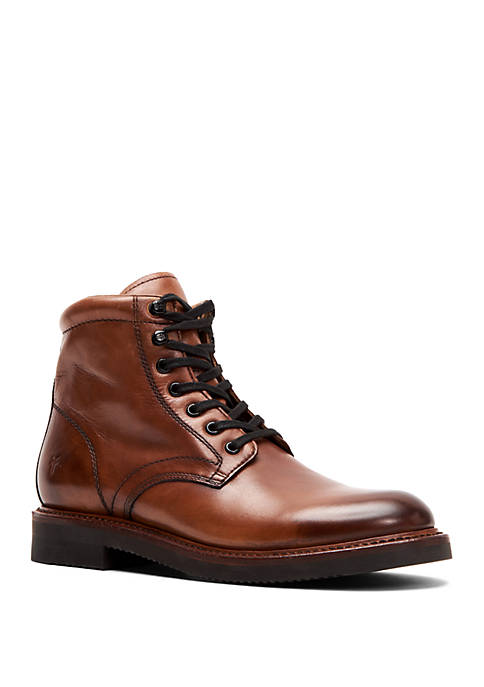 Frye Gordon Lace Up Boots