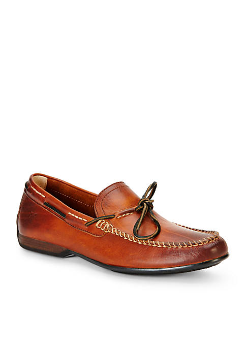 Frye Lewis Leather Shoes