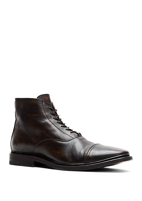 Frye Paul Lace Up Boots