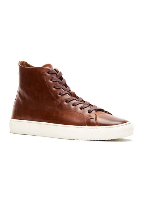 Frye Astor Mid-Lace Sneaker Boots