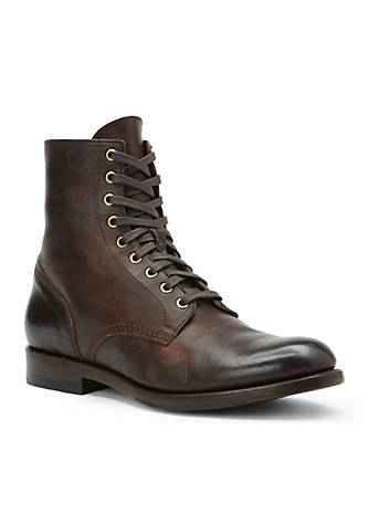 Frye Will Lace-Up Boot Clearance Good Selling Discount Good Selling Cheap Sale With Mastercard Outlet Visit New C2Ip25xYoL