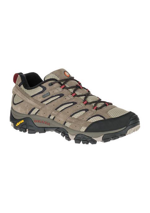 Merrell Mens Moab 2WP Sneakers