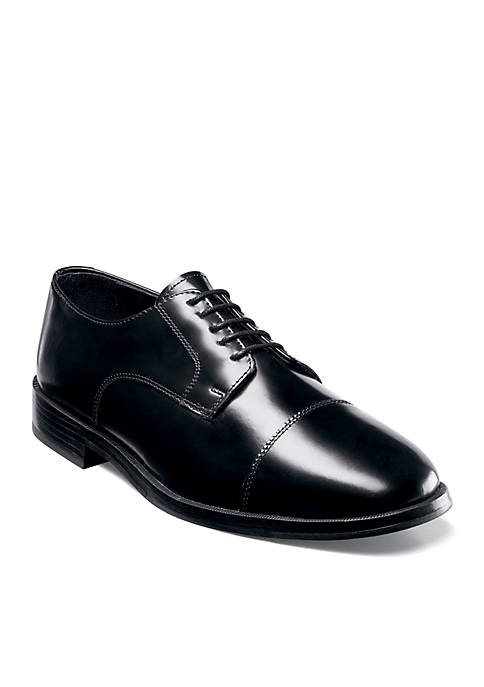 Maddox Dress Lace-Up Oxford-Extended Sizes Available