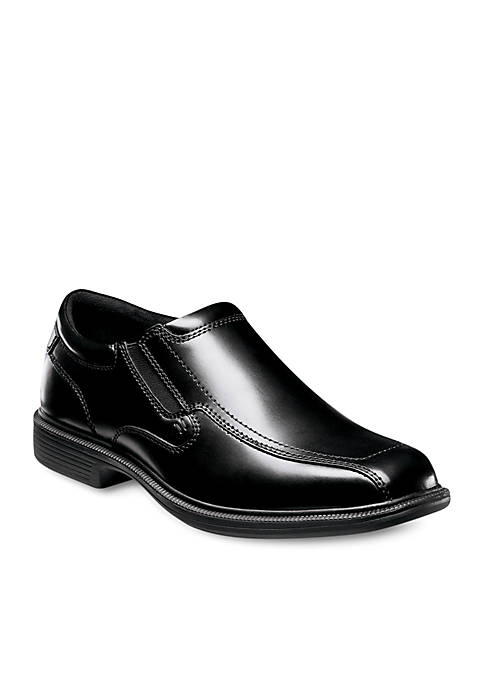 Nunn Bush Bleeker St. Bike Toe Dress Slip-On