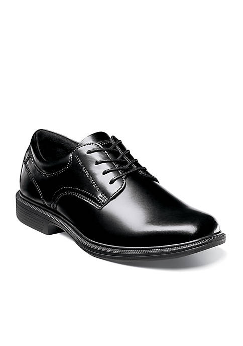 Nunn Bush Baker St. Plain Toe Dress Oxford