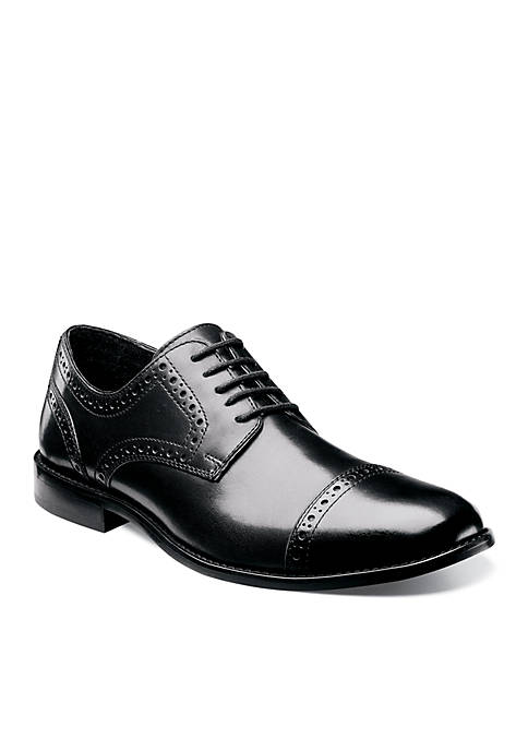 Nunn Bush Norcross Cap Toe Dress Oxford