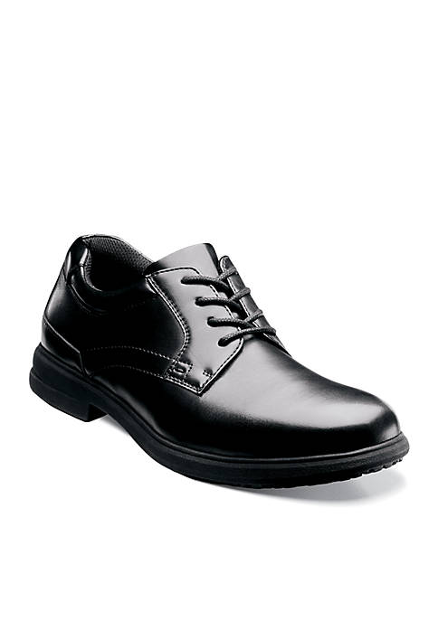 Nunn Bush Sherman Slip-Resistant Work Oxford