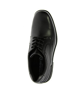 58ff3a5414233e ... Nunn Bush Sherman Slip-Resistant Work Oxford - Available in Extended  Sizes - Online Only ...