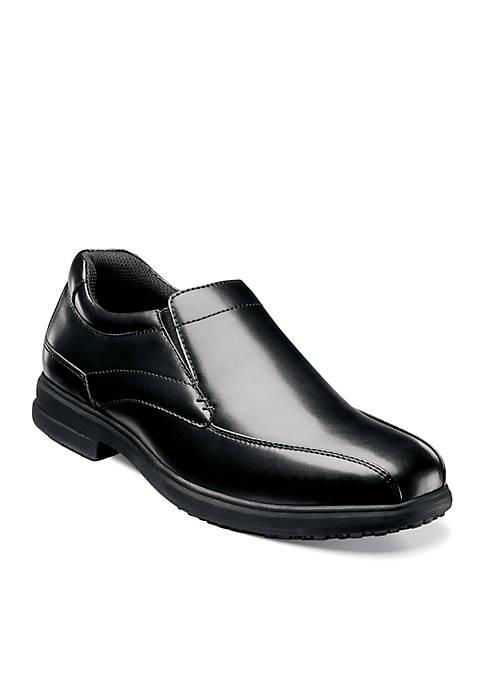 Nunn Bush Sanford Slip-Resistant Work Slip-On