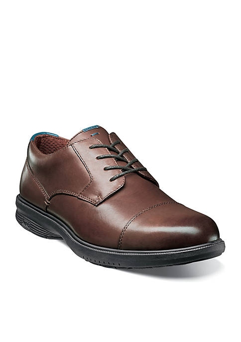 Nunn Bush Melvin St. Cap Toe Dress Oxford
