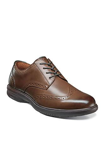 Nunn Bush Maclin St. Wing Tip Dress Oxford Shoes e2pO7