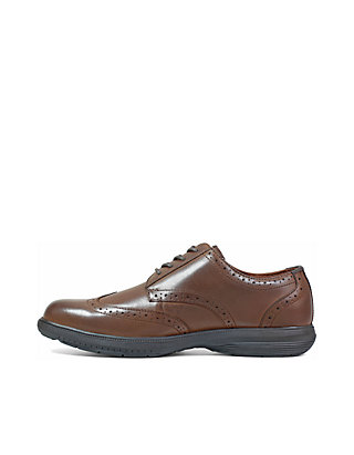 c64b24865837c ... Nunn Bush Maclin St. Wing Tip Dress Oxford Shoes ...