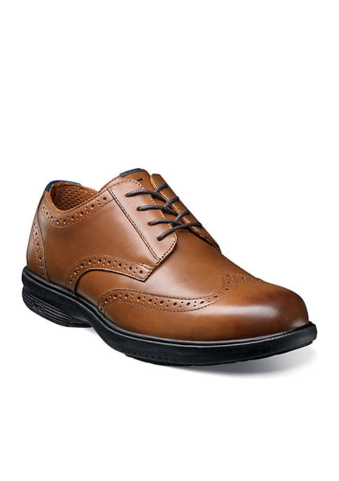 Nunn Bush Maclin St. Wingtip Dress Oxford
