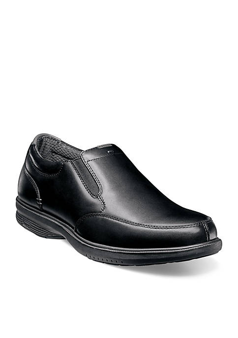 Nunn Bush Myles St. Moc Toe Dress Slip-on