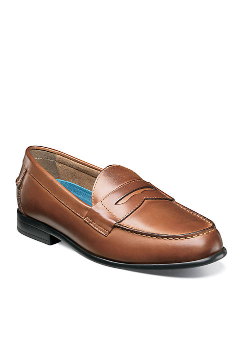 Nunn Bush Drexel Moc Toe Dress Penny Loafers