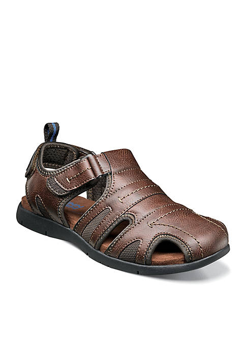 Nunn Bush Rio Grande Two Strap Closed Toe