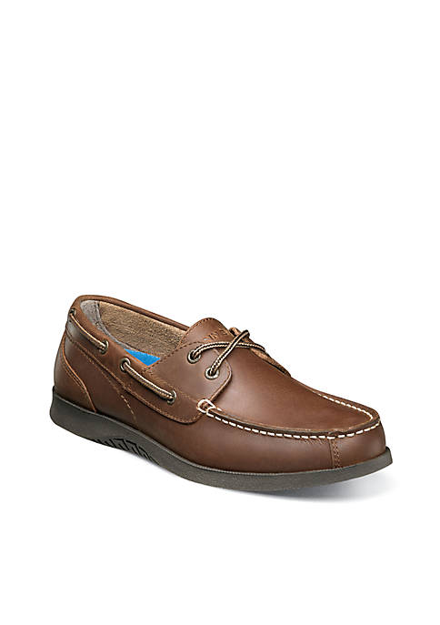 Nunn Bush Bayside Lites Moc Toe Two-Eye Casual