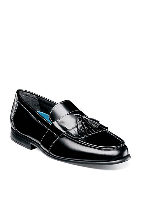 Nunn Bush Denzel Moc Toe Dress Shoe with