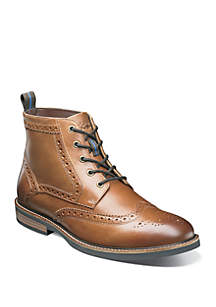 Odell Wingtip Dress Boot
