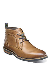 Ozark Plain Toe Dress Chukka Boot
