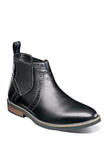 Otis Plain Toe Dress Chelsea Boot