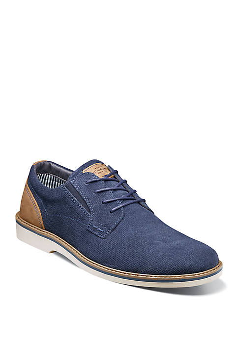 Nunn Bush Barklay Plain Toe Dress Oxford Shoes